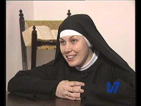 Intervista a una Monaca di clausura. Suor Fulvia Monaca Agostiniana