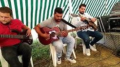 Les musiciens qui jouent à la mission de leguevin dimanche 15.09.19
