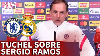 CHAMPIONS | CHELSEA- REAL MADRID | TUCHEL: