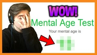 what is your mental age