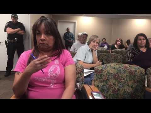 Poteet City Council 05-02-17: Citizen Complaint