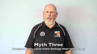 Crossbow Myths Explained 2011