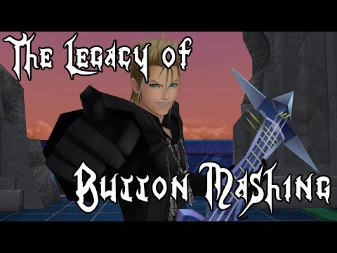 Kingdom Hearts - The Legacy of Button Mashing