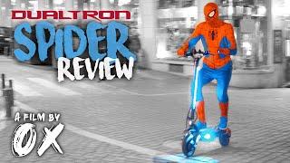DUALTRON SPIDER SUPER REVIEW Patinete electrico
