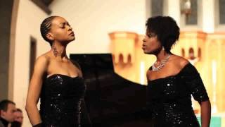 Chinwe Enu & Adrienne Webster - Gioachino ROSSINI - DUETTO BUFFO DI DUE GATTI - (byGigio!!!)