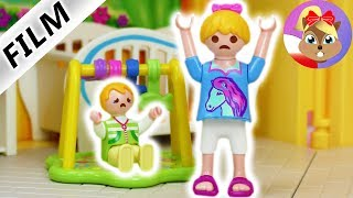 Playmobil Film Polski | Pierwsza PRACA Hanny | Czy Hanna jest dobrą opiekunką do dzieci?