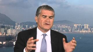 Andrew Economos of J. P. Morgan gives his take on China's Q3 GDP numbers and the latest...