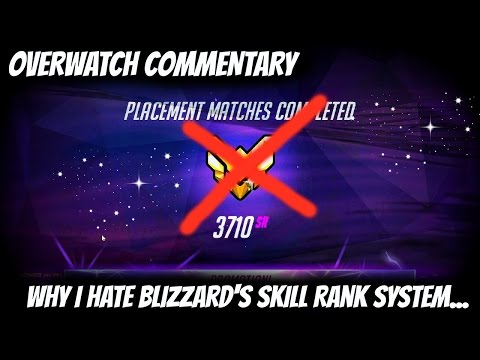 overwatch matchmaking losing streak
