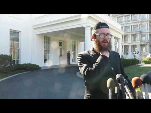 Jake Turx, Chief Political Correspondent enjoys a spin into the stunning White House world.