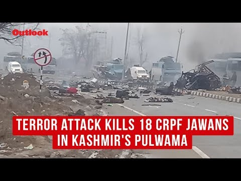 Terror Attack Kills 18 CRPF Jawans In Kashmir's Pulwama Mp3