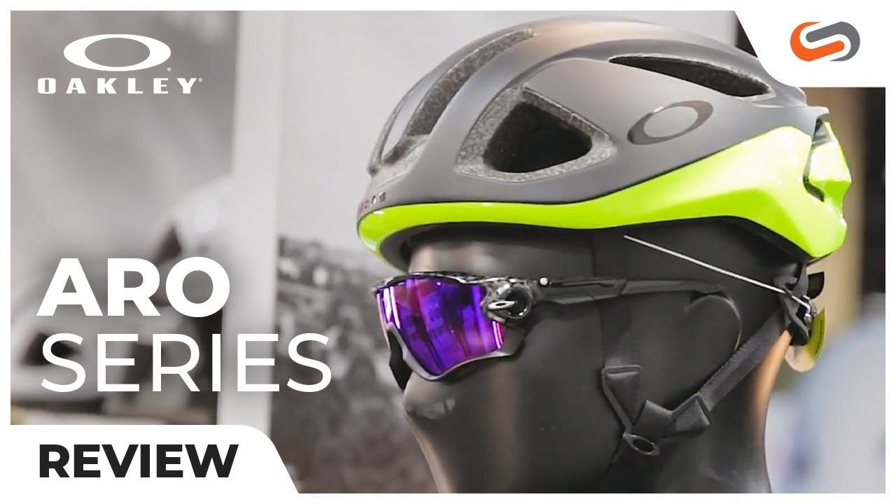 64f72db338122 Oakley Aro Cycling Helmet Series Overview - YouTube
