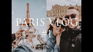 Gambar cover TINY PARISIAN AIRBNB?! Paris Vlog pt. 1 {Our First trip to Europe!}