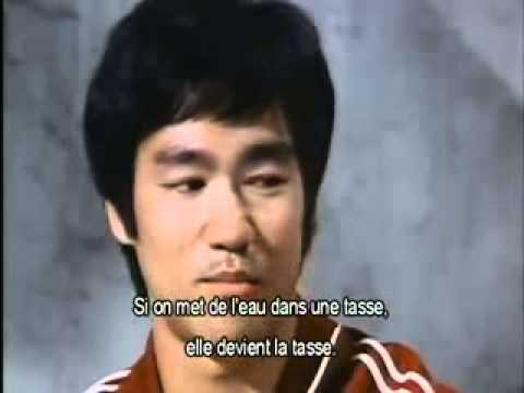 BRUCE LEE ABOUT FEAR AND SUCCESS