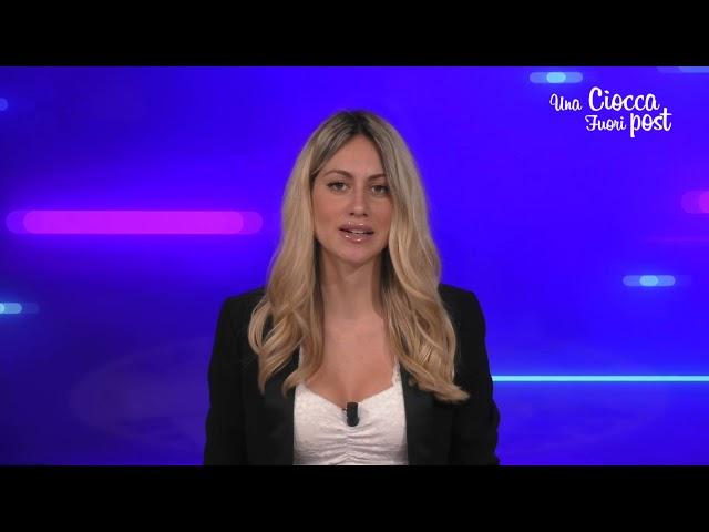 UNA CIOCCA FUORI POST DEL 28.02.21