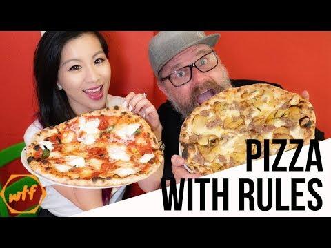 Sydney's BEST Pizza? - Rosso Pomodoro