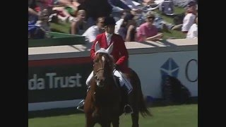 Spruce Meadows Moment - Laura O