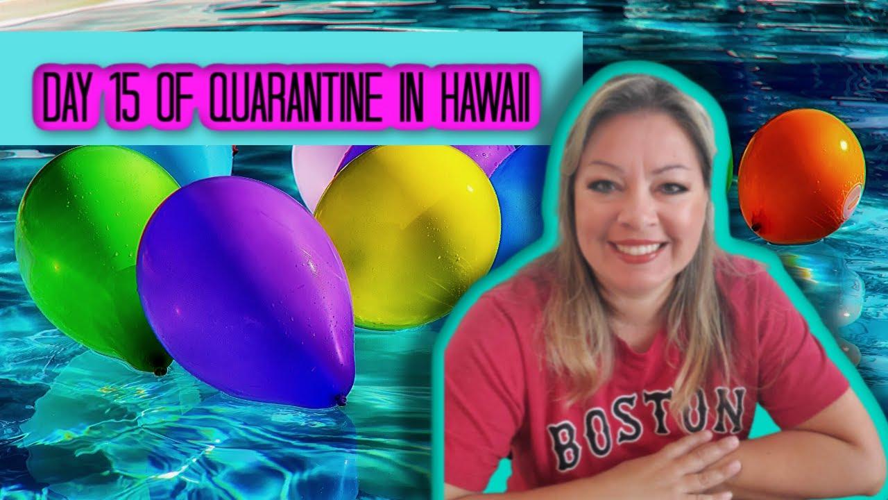 Day 15 of Quarantine in Oahu, Hawaii | Vlog