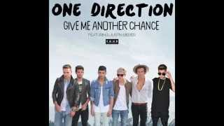 One Direction   Give Me Another Chance ft  Justin Bieber Four Album Audio Official Music