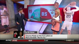 Michelle Beadle on SportsNation   6/9/14 - 6/13/14