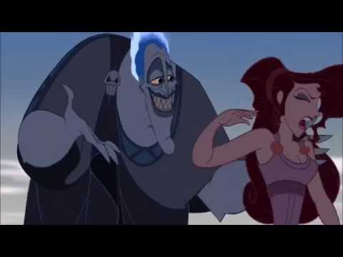 "HERCULES [1997] Scene: ""The right curves""/Herc's Weakness."