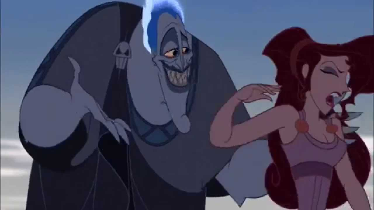 Hercules 1997 Scene The Right Curves Herc S Weakness