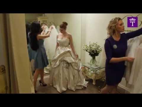 Свадебное платье LILY (2009) - Подобрать свадебное платье