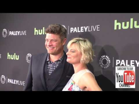 Jay R  Ferguson and Martha Plimpton at the PaleyLive LA   ABC's The Real O'Neals Screening And Conve