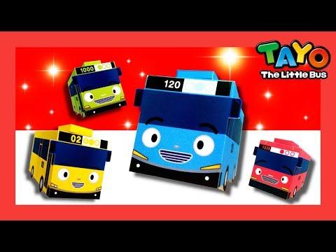 Tayo Lagu Theme Song Zona Ceria (Hai Tayo!) l Lagu untuk anak-anak l Hey Tayo! l Tayo bus kecil