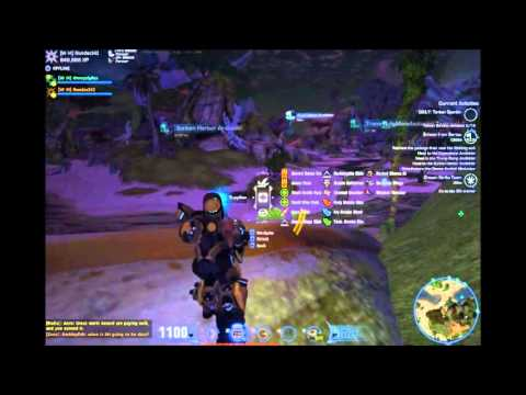 FireFall Tigerclaw Gameplay Commentary Tornados With Frame Discusion