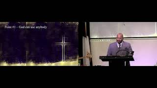 (9-19-21) Lord Deliver Me From My Split Personality - Romans 7:15-24 - Guest, Rev. Alford Richardson