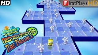 SpongeBob SquarePants Obstacle Odyssey 2: Time Trouble - PC Gameplay HD