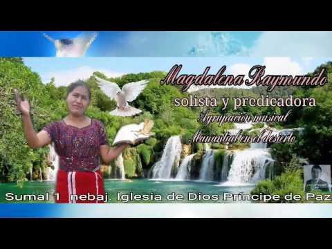 Magdalena Raymundo  Padre nuestro que estas en los cielos Sumal 1