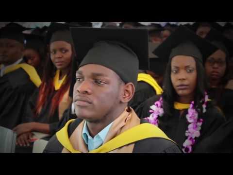 Prof  PLO Lumumba's at  UAEB,35th Graduation Ceremony