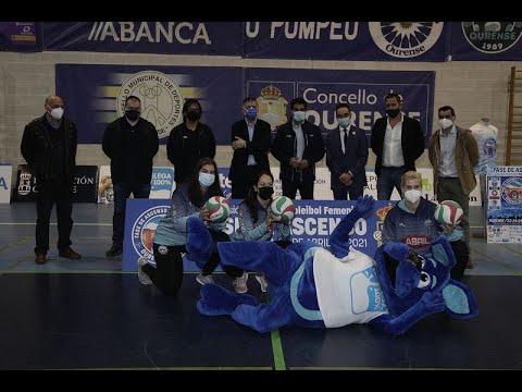 Ourense ya respira el mejor voley nacional