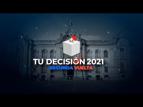 Cobertura Especial - Elecciones Generales IV 6/06/2021