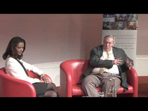 In conversation with Richard Leakey