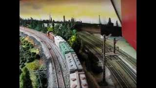 BUFFALO DIVISION ACTION - 2011 - HO - Lehigh Valley Railroad