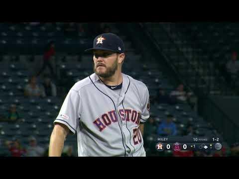 Houston Astros Vs Los Angeles Angels | MLB Regular Season 2019 | 26/09/2019