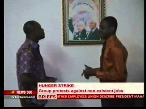 Ghana's Unemployed Graduates
