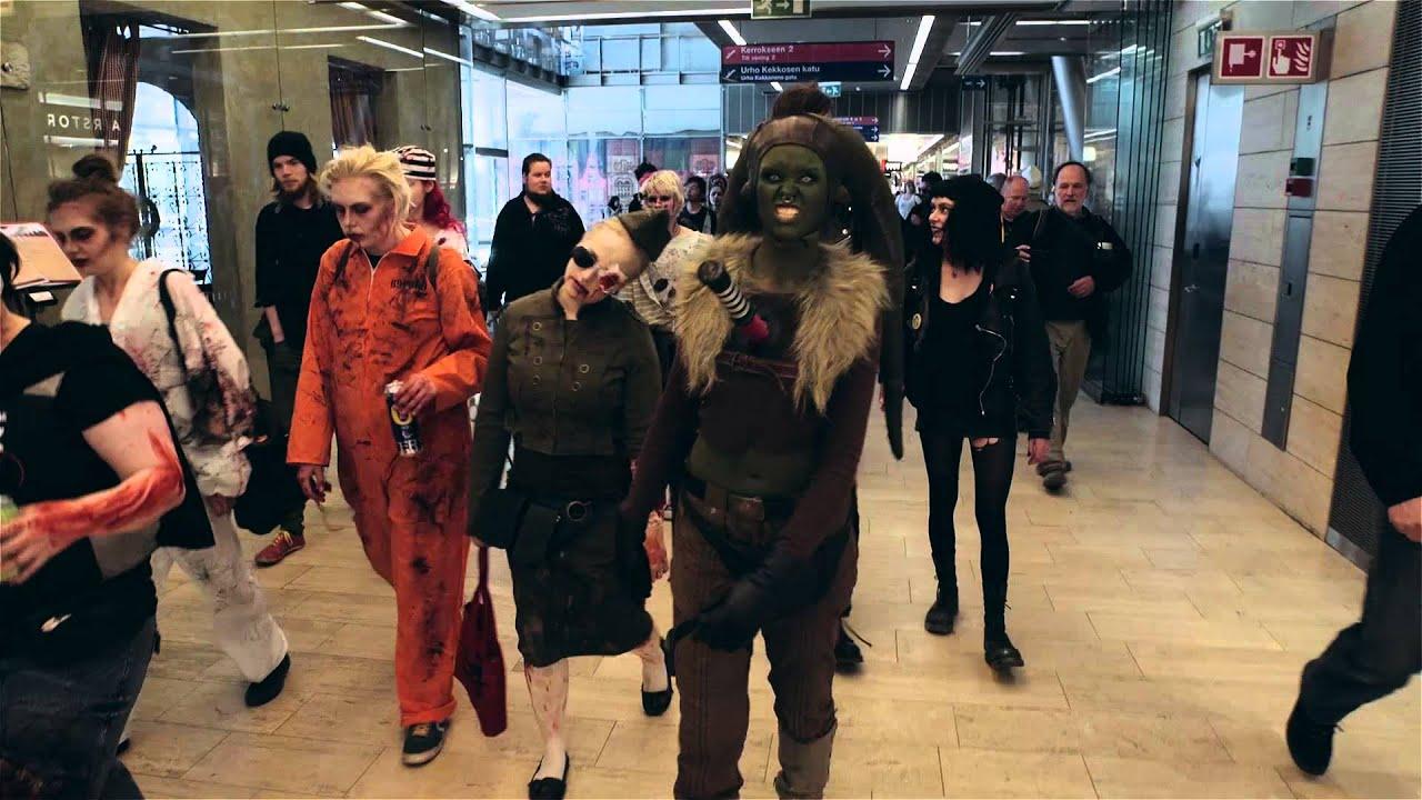 Zombie Walk Oulu