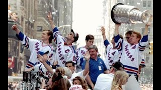 1994 NY Rangers Stanley Cup Parade (June 17, 1994)