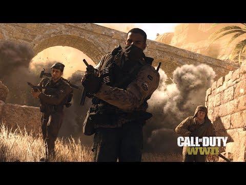 Tráiler oficial de United Front, el tercer contenido descargable de Call of Duty®: WWII [ES]