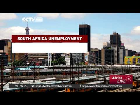 South Africa's unemployment rate rises to 26.7% in the first quarter of 2016