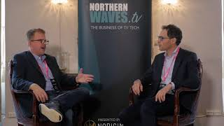 Northern Waves TV 2019 - Interview with Jérôme Franck-Sætervoll | RiksTV