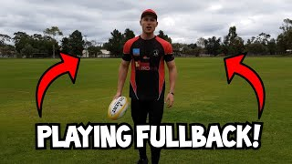 How to Play Fullback in Rugby | Rugby Skills Tutorial