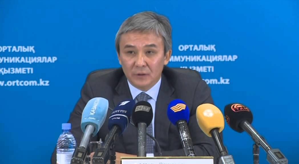О развитии физической культуры и спорта в Казахстане.