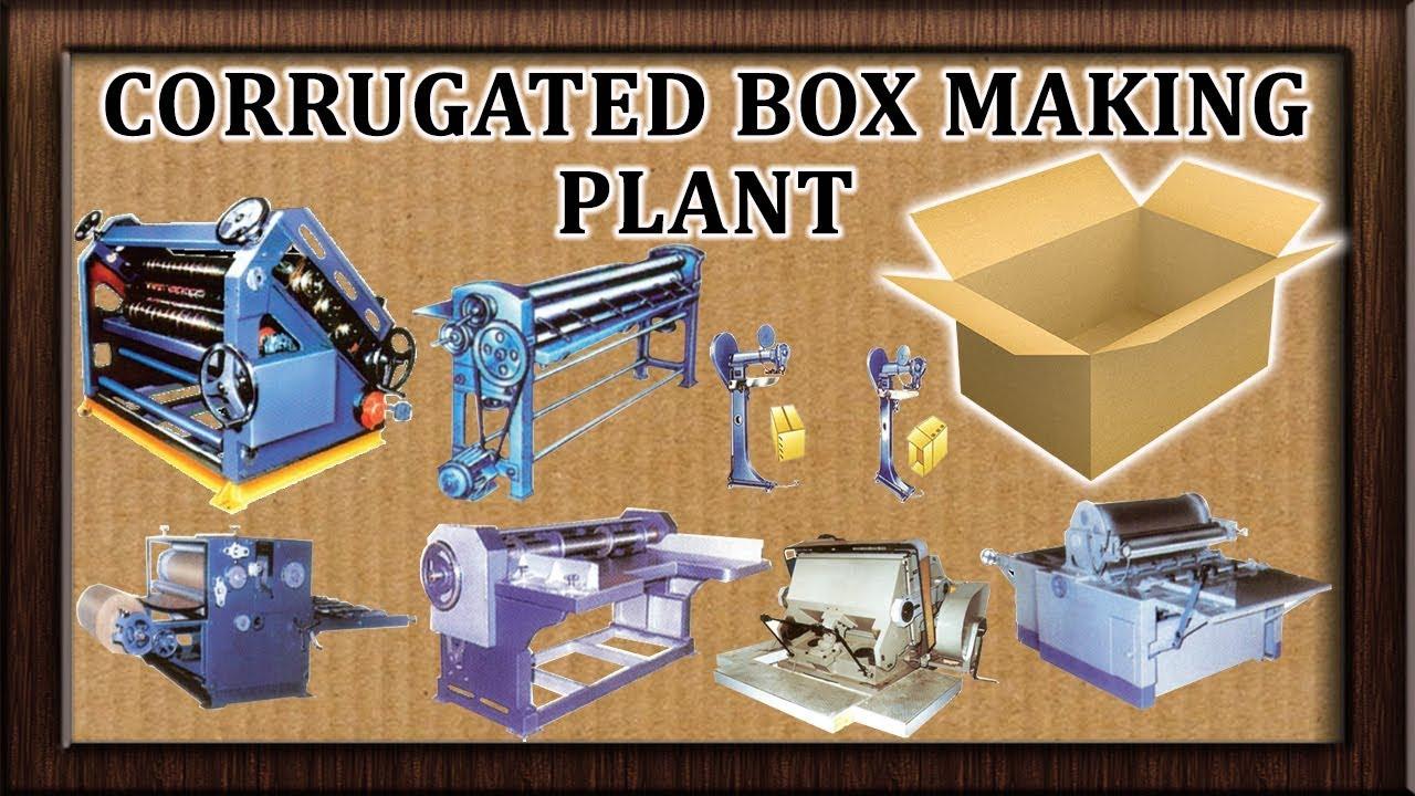 Corrugated Box Plant by Frigmaires Mumbai India