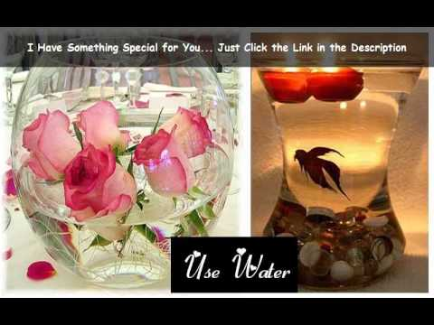 table centerpieces for weddings | 5 Cheap Wedding Decoration Ideas ...