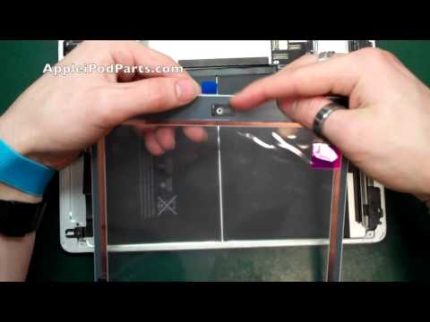 How To Replace Your iPad Air 1 Screen Digitizer | AppleiPodParts.com