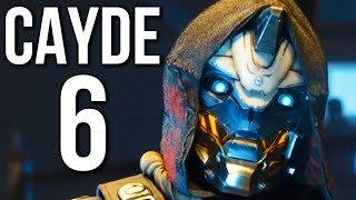 Destiny 2 - ALL Cayde 6 Scenes
